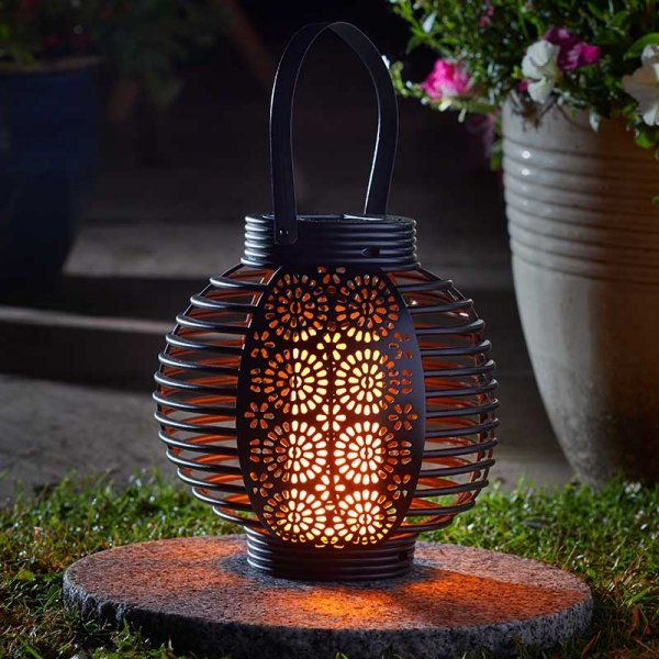 Solar Lights & Garden Decorations
