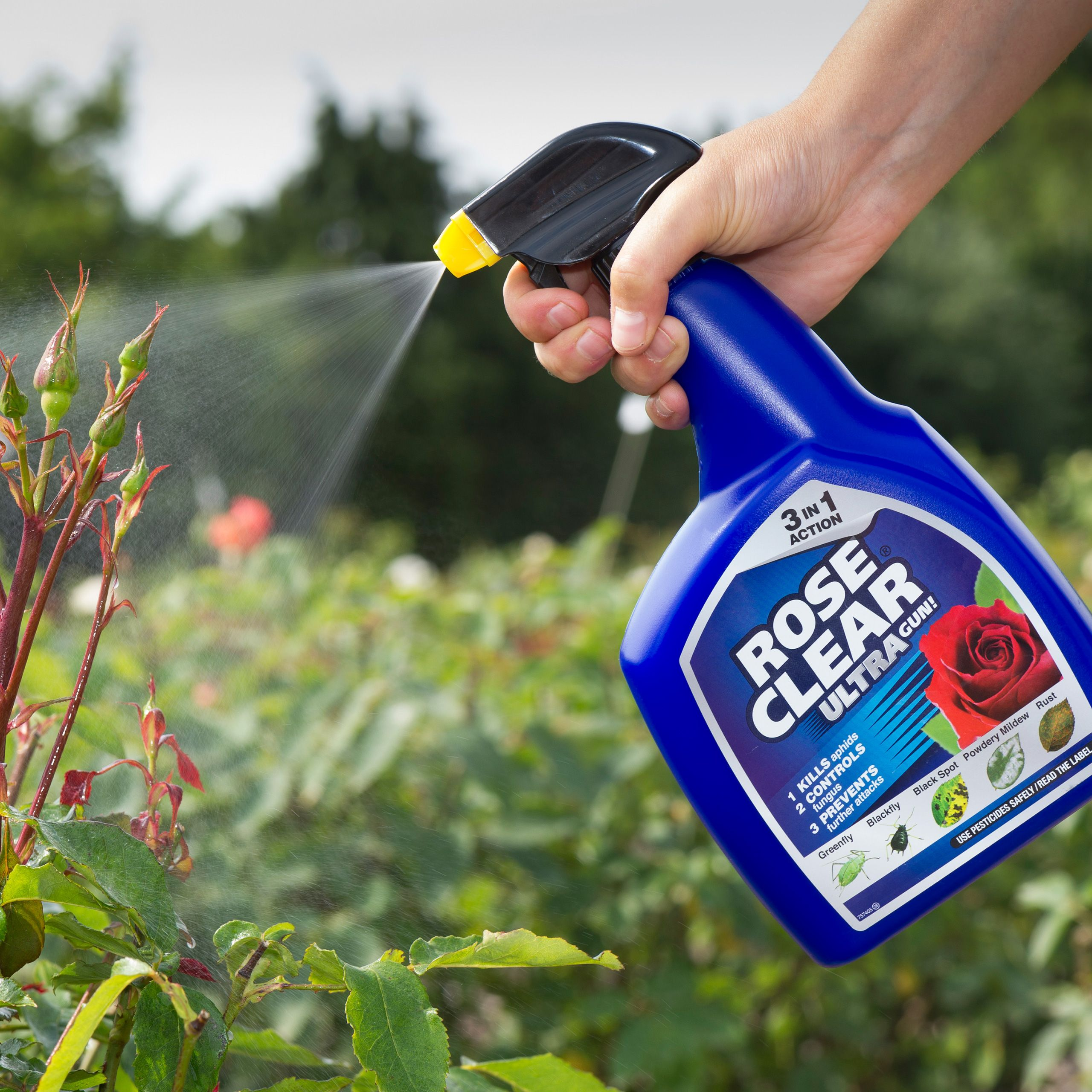 WeedKiller & Plant Protection